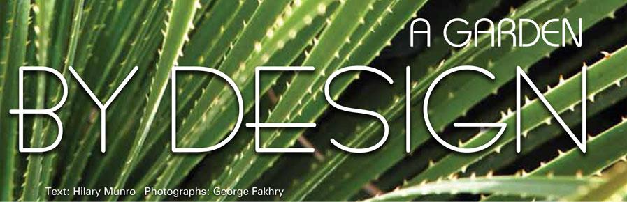 A garden by design