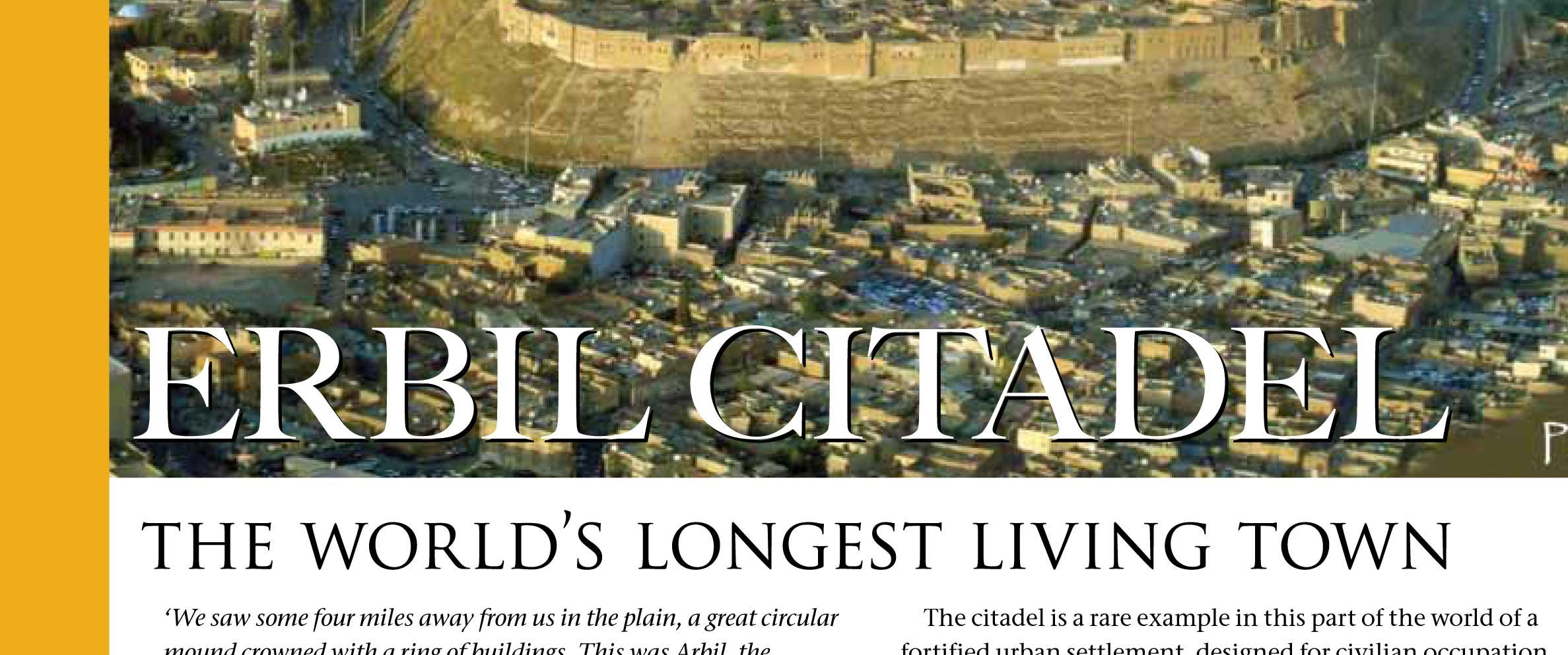 Travel Erbil