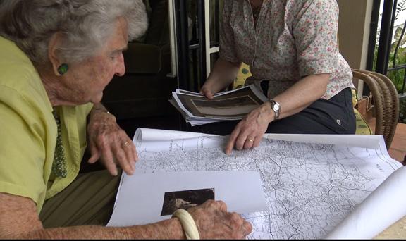 Sylvia Davidson map